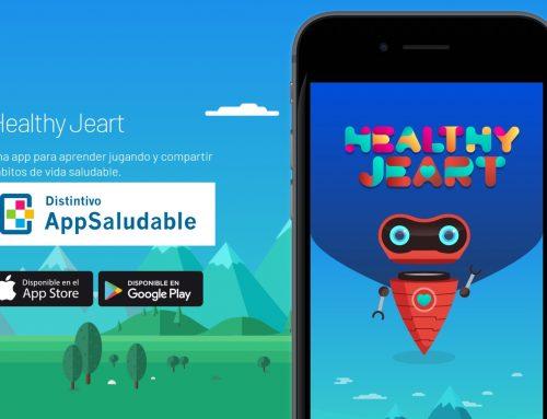 Healthy Jeart: aplicación móvil para el fomento de los hábitos de vida saludables