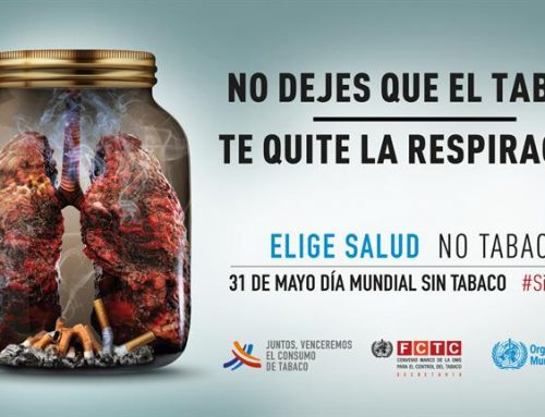 #DíaMundialsinTabaco: No dejes que el tabaco te quite sin respiración