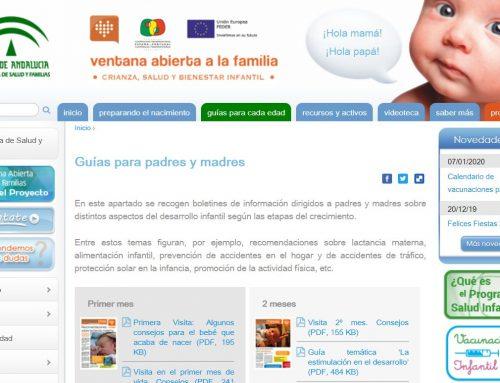 Guías para padres y madres: desde el primer mes hasta los 14 años