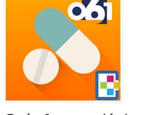 Guía Farmacológica: Aplicación móvil de medicación de urgencias y emergencias sanitarias