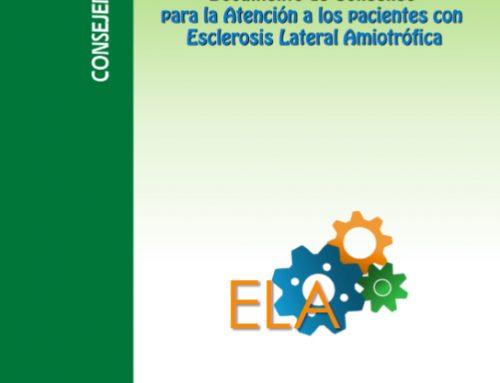 Documento de consenso para la atención a los pacientes con Esclerosis Lateral Amiotrófica