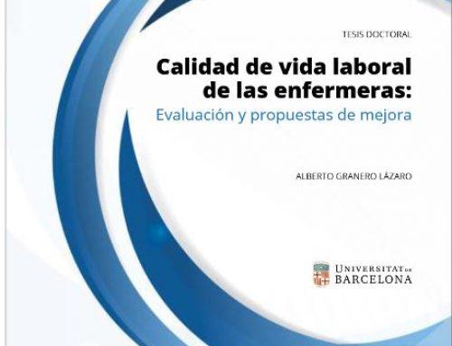 Calidad de vida laboral de las enfermeras: evaluación y propuestas de mejora