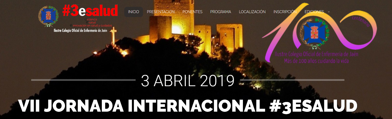 Cartel Jornada Internacional eSalud