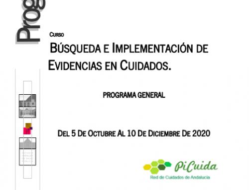 Curso: Búsqueda e implementación de evidencias en cuidados