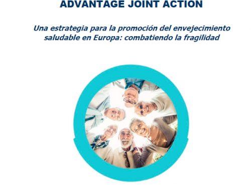 III Reunión de los socios de ADVANTAGE JOINT ACTION: Una estrategia para la promoción del envejecimiento saludable en Europa
