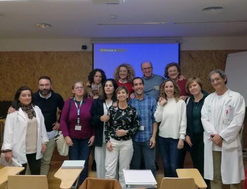 Las enfermeras gestoras de casos del Área de Gestión Sanitaria Sur de Córdoba realizan más de 8.000 intervenciones en el año 2019