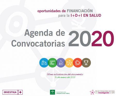 Agenda de oportunidades de financiación para la I+D+i en Salud 2020