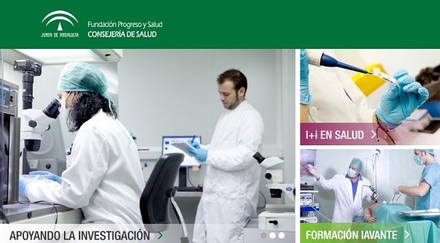 Cartel Fundación Progreso y Salud