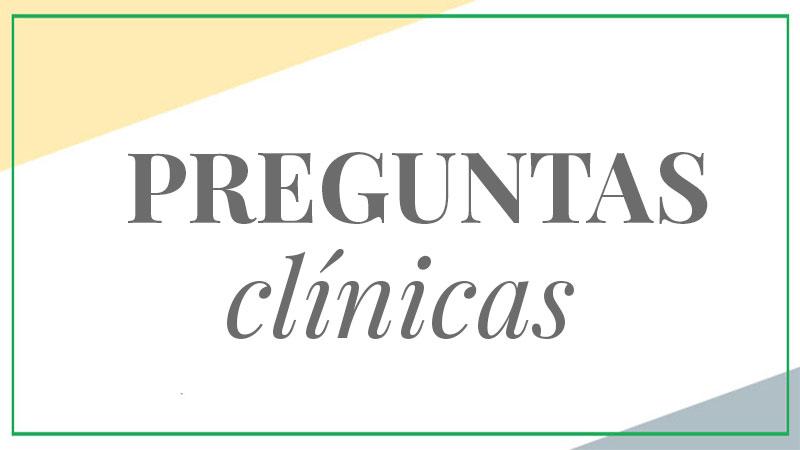 Preguntas clínicas