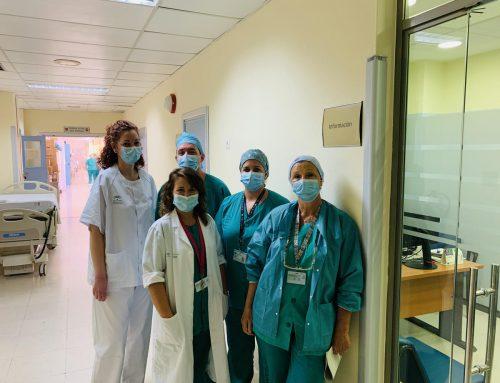 El Hospital Virgen de la Victoria pone en marcha un programa de «Atención en Cuidados Prequirúrgicos»